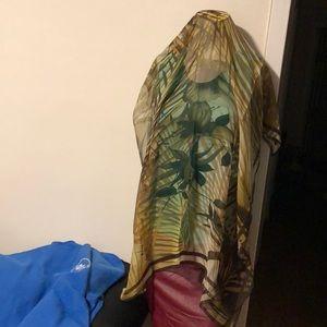 Adrienne Vittadini Accessories - NWOT ADRIENNE VITTADINI Silk Scarf